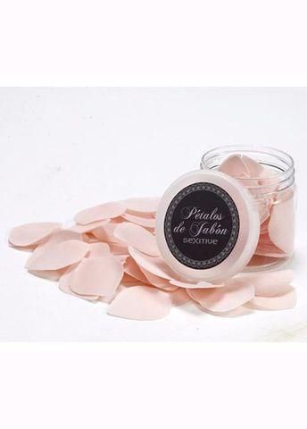 Pétalos de Jabón rosas