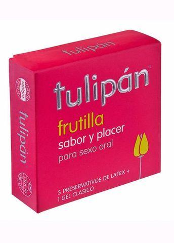 TULIPAN FRUTILLA