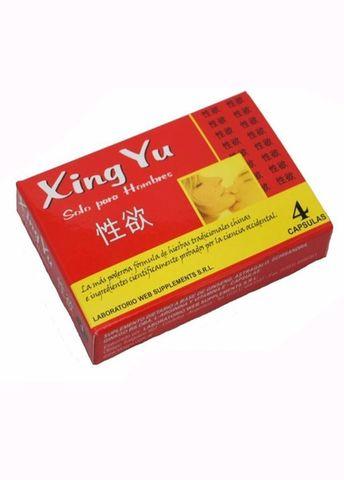 Xing Yu x 4 Comprimidos