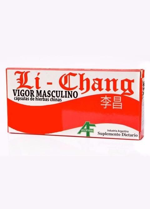 Vigor Masculino Li Chang