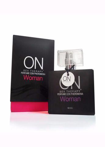 ON Mujer Perfume con Feromonas