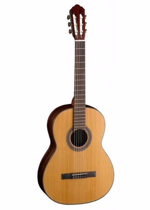 Guitarra Clásica Electroacústica Cort AC250