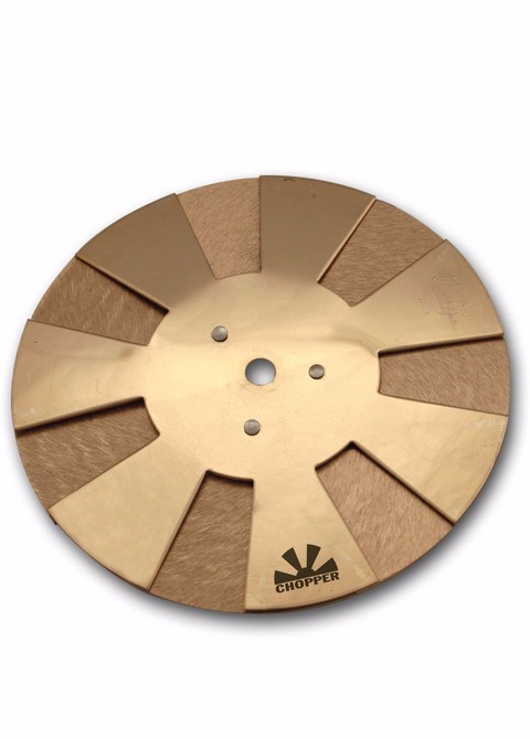 Platillo Sabian Chopper 12