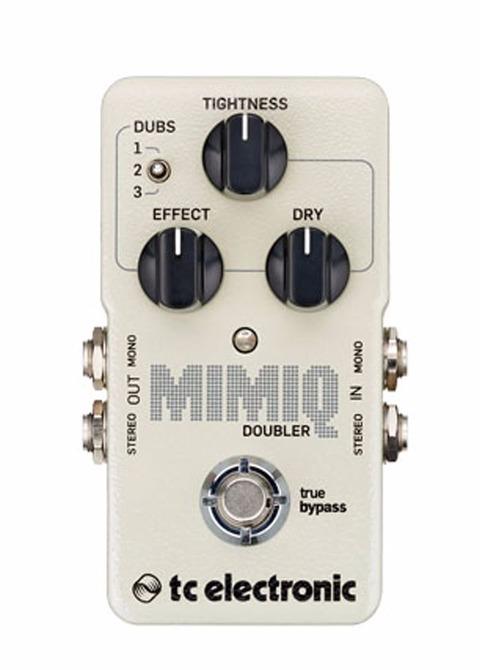 Pedal Tc Electronic Mimiq Doubler