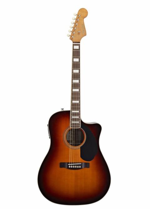 Guitarra Acústica Fender Kingman