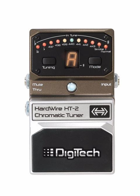 Pedal Afinador Digitech Hardwire HT-2