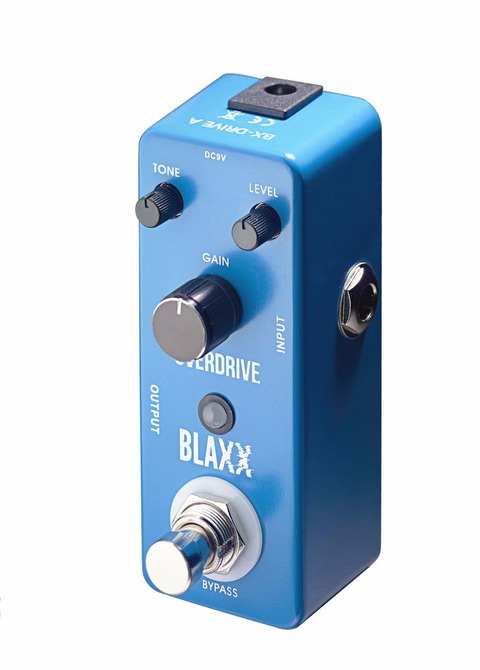 Pedal Guitarra Eléctrica Stagg Blaxx Overdrive