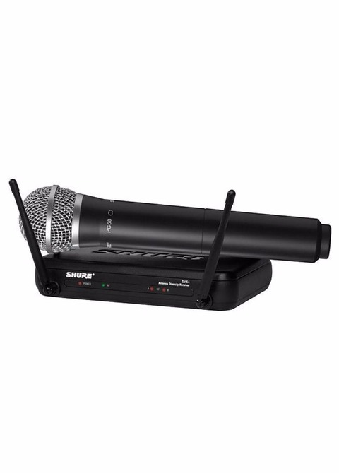 Micrófono Shure SVX24/PG58- P12