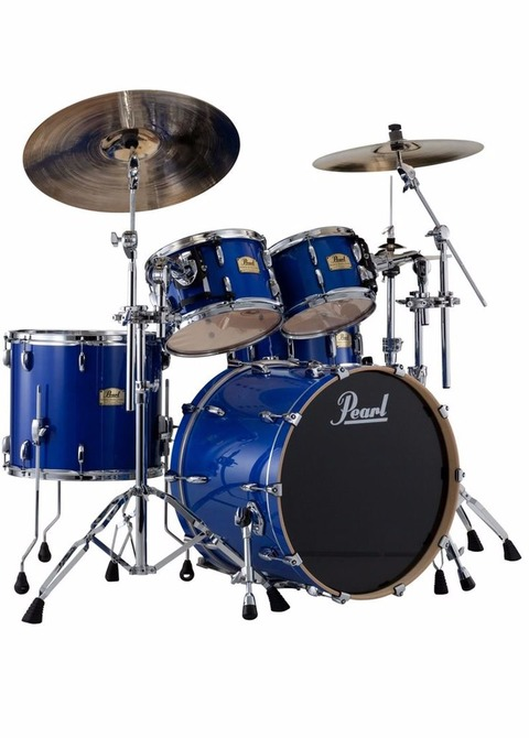 Bateria Pearl Session Studio Classic Sheer Blue