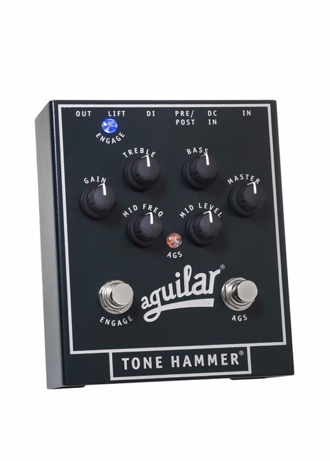 Pedal Bajo Aguilar Tone Hammer