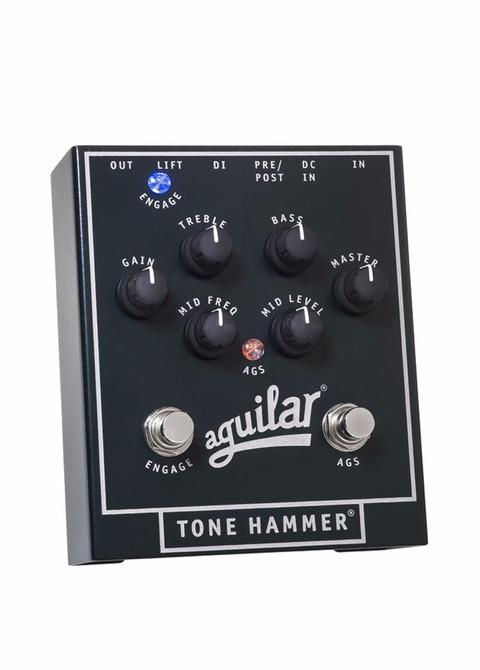 Pedal Bajo Aguilar Tone Hammer