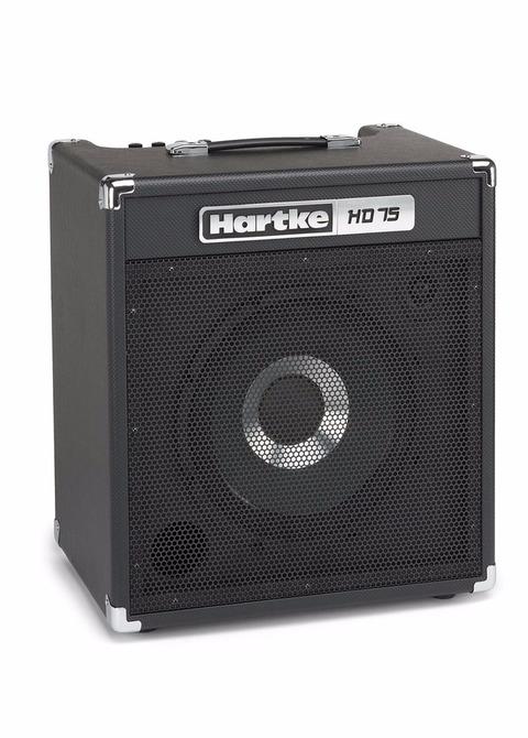 Amplificador Bajo Eléctrica Hartke HD75