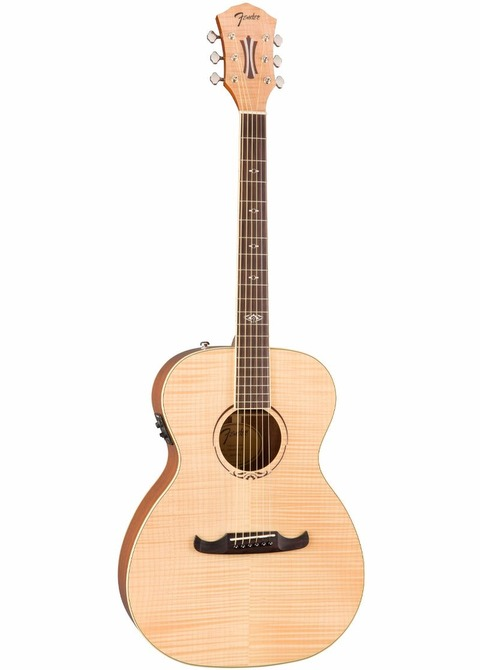 Guitarra Eléctroacustica Fender T-Bucket 350