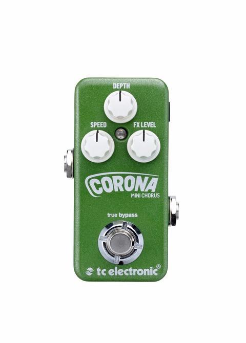 Pedal Tc Electronic Mini Corona Chorus