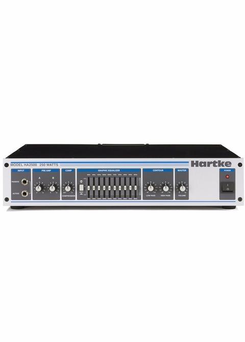 Cabezal Bajo Eléctrico Hartke HA 2500
