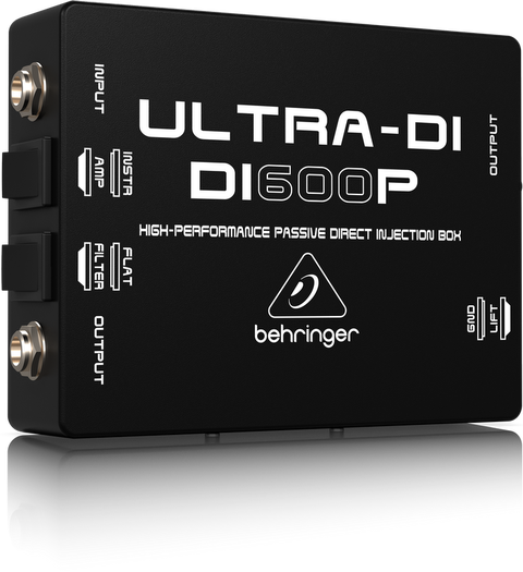 Caja Directa Behringer DI600P