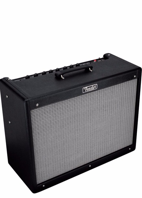 Amplificador para guitarra Fender Hot Rod Deluxe 112 Valvular