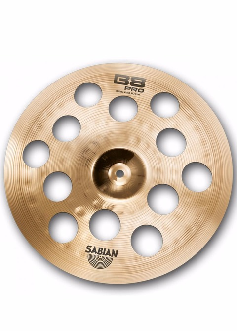 Platillo Sabian B8-Pro O-zone Crash 16