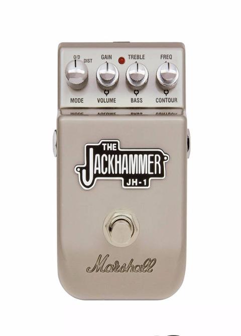 Pedal Guitarra Eléctrica Marshall JackHammer