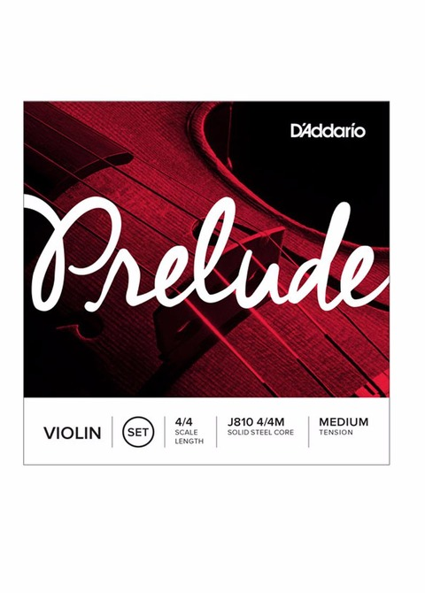 Encordado Violin D'addario Prelude J810