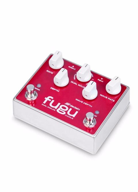 Pedal Dedalo Fugu Chorus