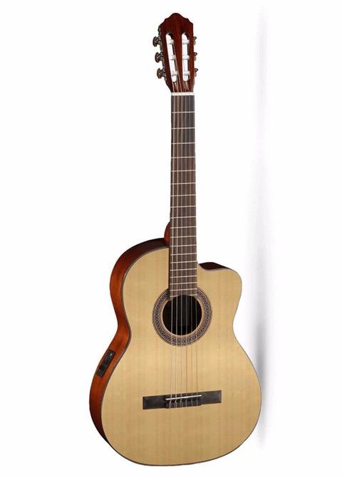 Guitarra Clásica Electroacústica Cort AC120