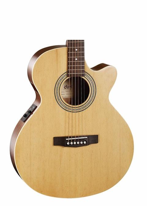 Guitarra Electroacústica Cort SFX-ME Nat