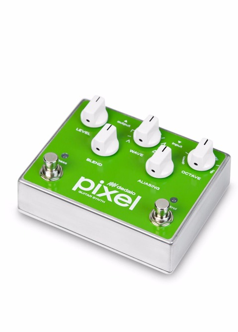 Pedal Dedalo Pixel Guitar Synth