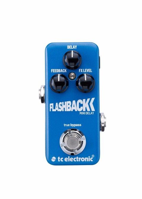 Pedal Tc Electronic Mini Flashback Delay