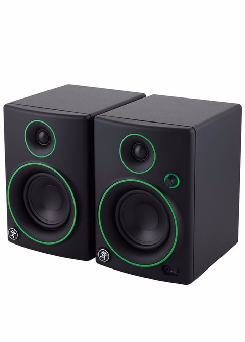 Monitores Mackie CR4