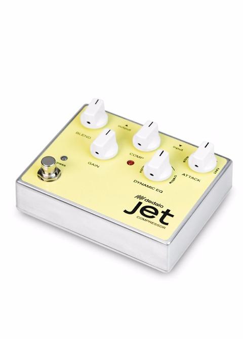 Pedal Dedalo Jet Guitar Compressor