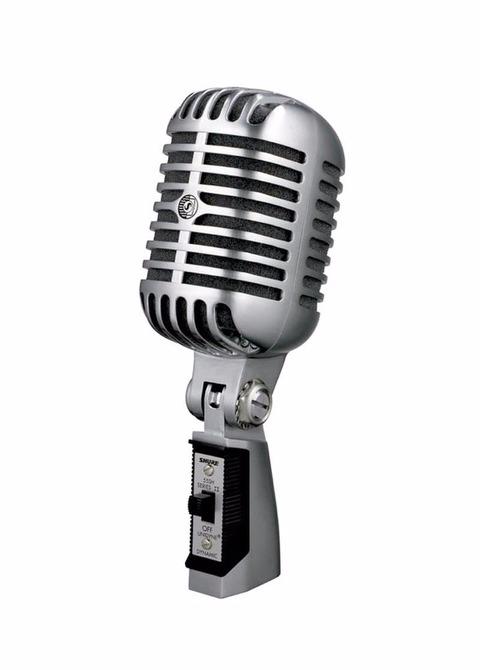 Micrófono Shure 55SH Series II