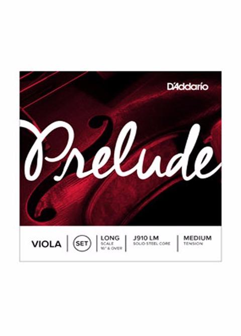 Encordado Viola D'addario Prelude J910