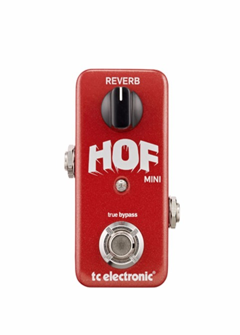Pedal Tc Electronic Mini Hall Of Fame Reverb