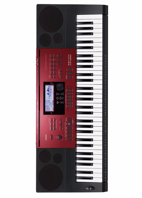Órgano Casio CTK – 6250