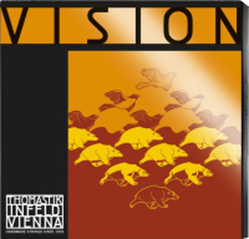 Cuerdas Sueltas Violin Thomastik-Infeld Vision