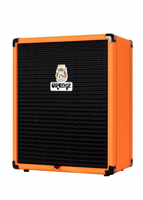 Amplificador Bajo Eléctrico Orange Crush CR50BXT