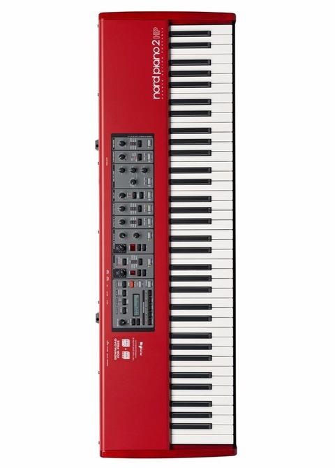 Teclado Nord Piano 2 HP