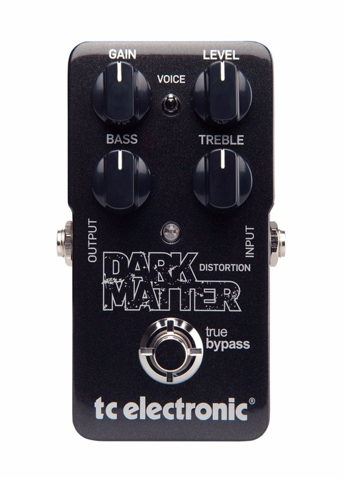 Pedal Tc Electronic Dark Matter Distortion
