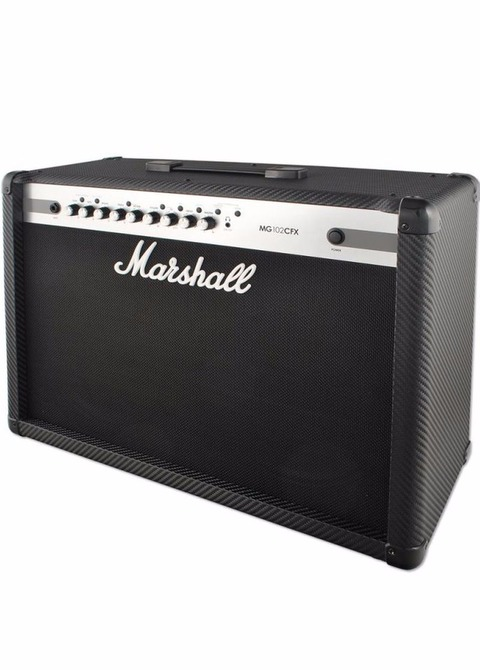 Amplificador para guitarra Marshall MG102CFX