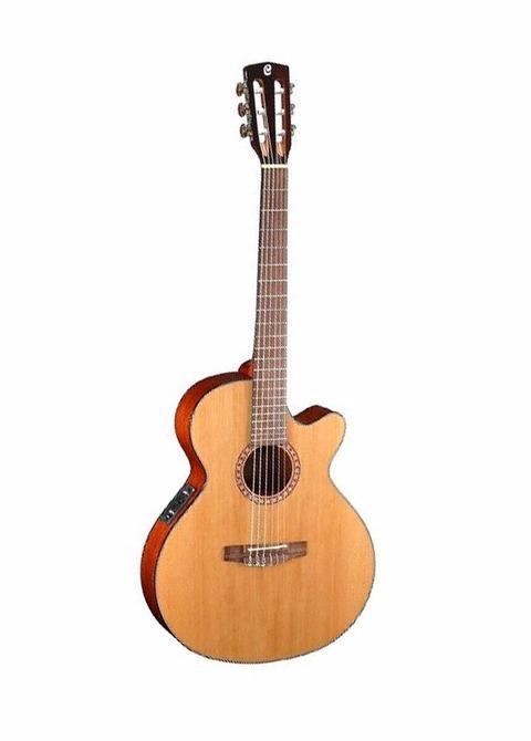 Guitarra Electroacústica Cort CEC 5 NAT
