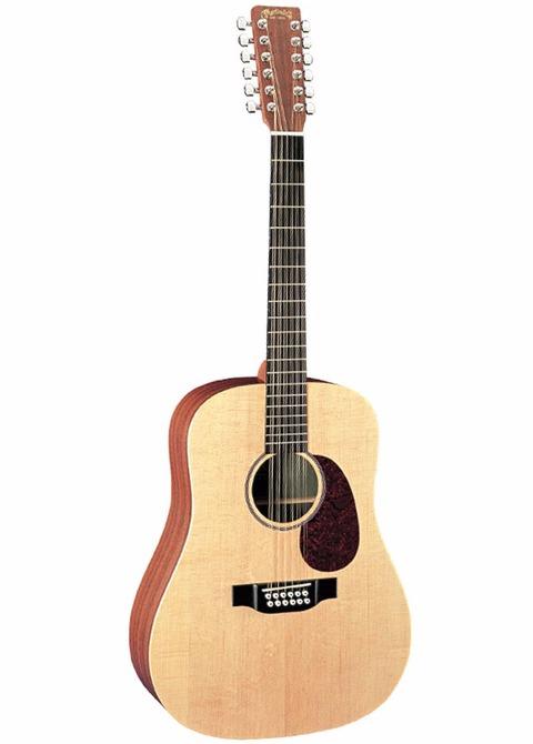 Guitarra Electroacústica 12 Cuerdas Martin & Co.