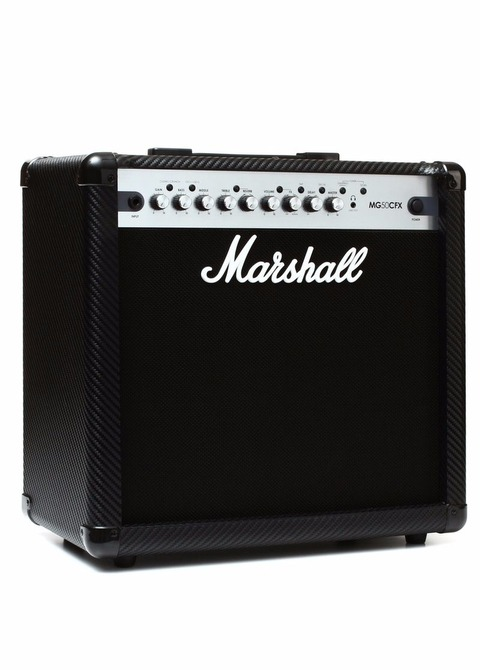 Amplificador Guitarra Marshall MG 50 CFX