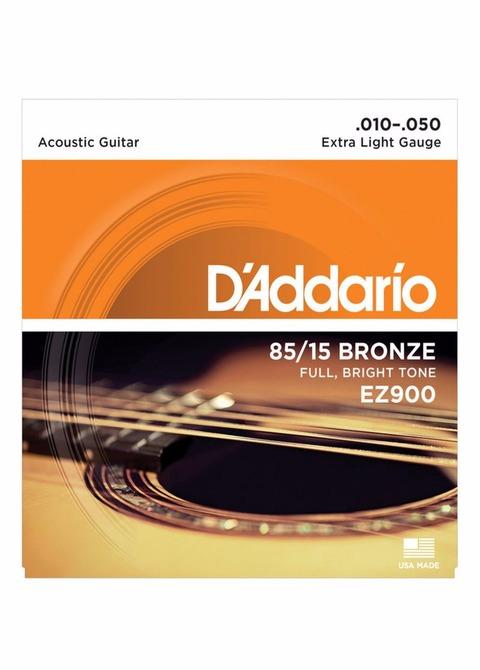 Encordado Guitarra Acústica D'addario EZ900