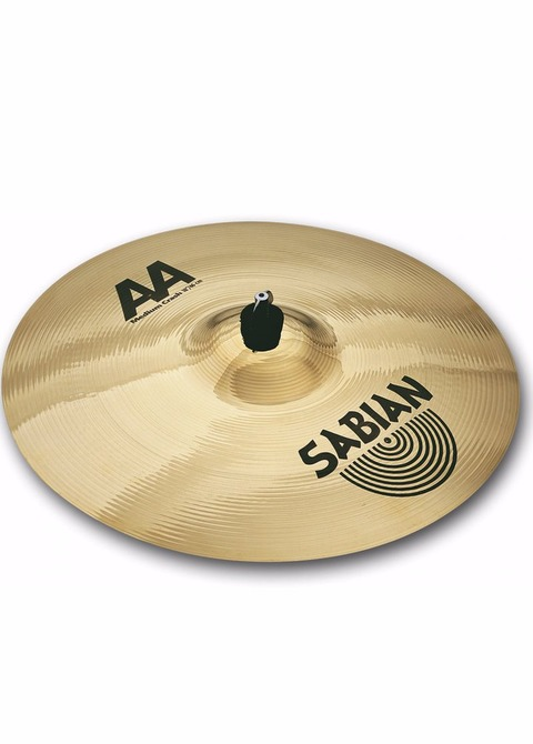 Platillo Sabian AA Medium Crash 16