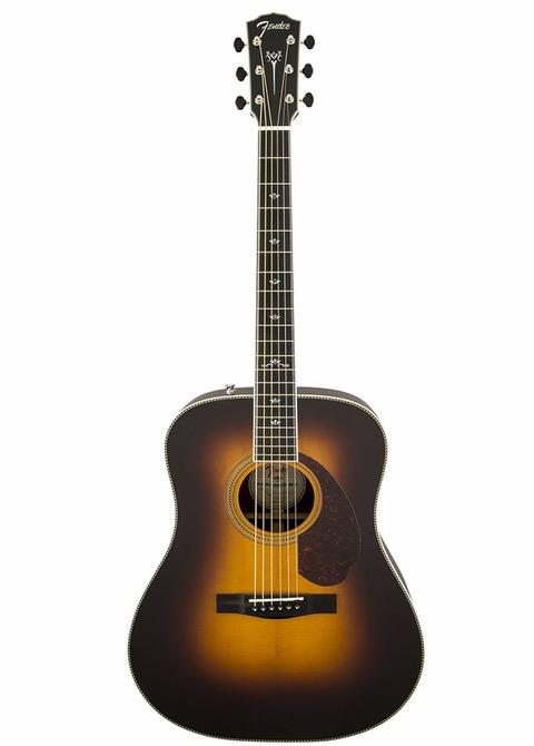 Guitarra Acústica Fender Paramount