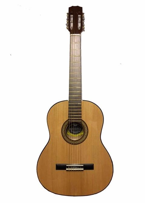 Guitarra Clásica Romántica C Estudio Natural