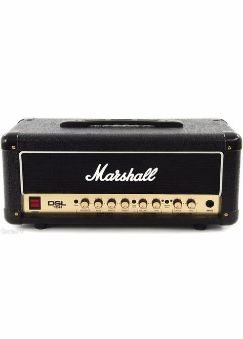 Cabezal Guitarra Eléctrica Marshall Dsl 15 H