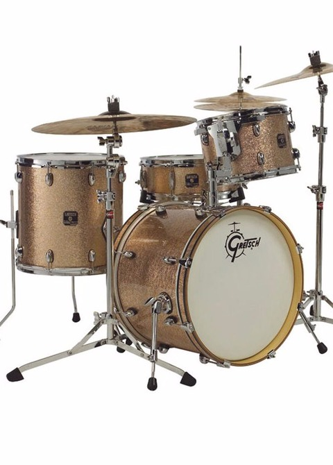 Bateria Gretsch Catalina Jazz CCJ484