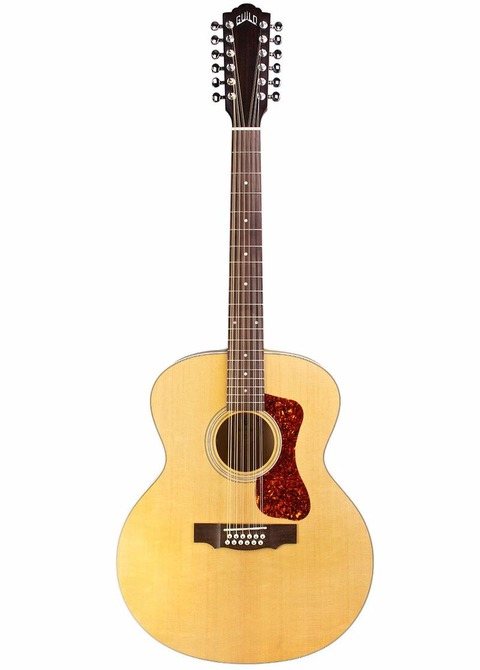 Guitarra Acústica Guild F-2512E Maple 12 cuerdas